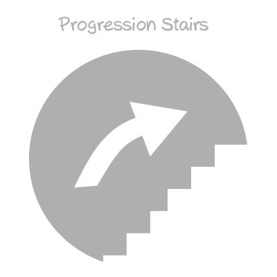 progression-stairs