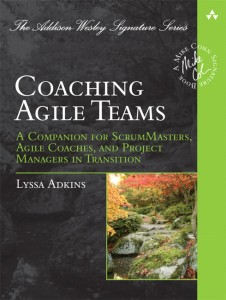 Coaching Agile Teams de Lyssa Adkins