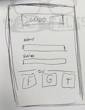 Exemplo de Login