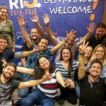 Os Voluntários do Scrum Gathering Rio 2018