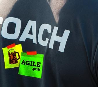 Agile o quê? Coach!!