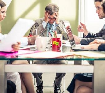 Reuniões malditas!