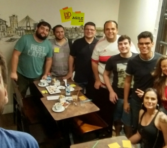 Primeiro MeetUp No Melhor Estilo do Lean Coffee, em Manaus!