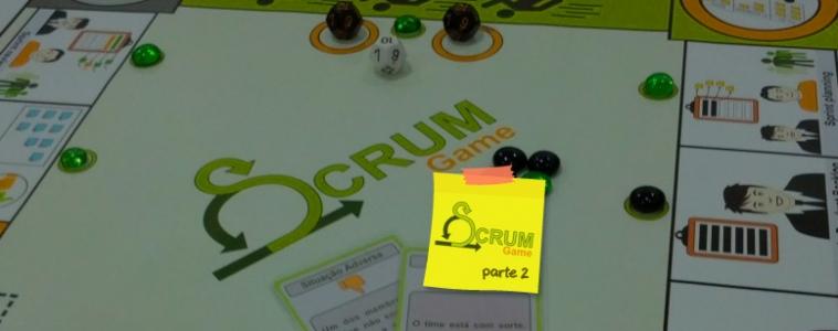 Scrum Game – Botando em prática